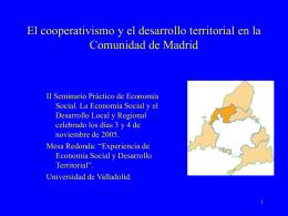 Presentación  - Universidad de Valladolid