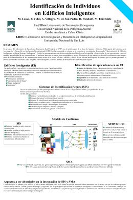 posterwicc07ei - UNPA-UACO - Universidad Nacional de la