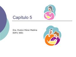 EDFU 3001 Capítulo 5