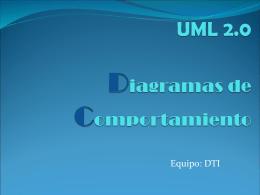 UML 2.0 Presentacion Oficial