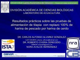 DR. CARLOS ALFONSO ÀLVAREZ GONZALEZ SEMESTRE