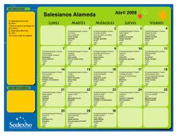 1 - Salesianos Alameda
