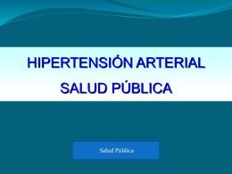 HTA Salud Pública