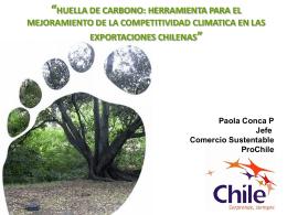 Ver presentación de Paola Conca