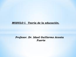PRESENTACIÓN I - DDU