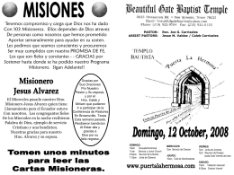 10/12/08 - Puerta La Hermosa
