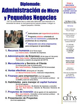2. Administración de Empresas