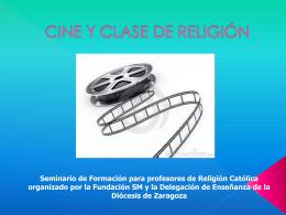 Cine y clase de Religión 2013