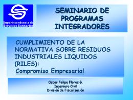 Norma Provisoria SISS