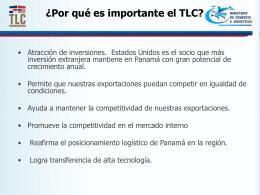 Importancia del TLC