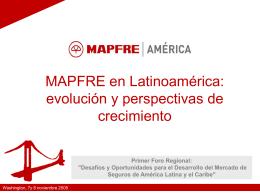 MAPFRE en Latinoamerica