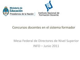 Diapositiva 1 - Repositorio Institucional del Ministerio de Educación