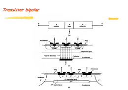 Transistor bipolar PNP