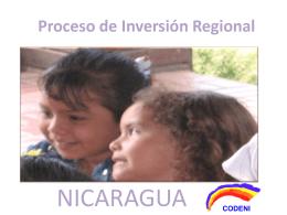ANEXO 2 - Proceso sobre Inversión Regional (CODENI
