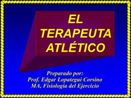 Terapeuta Atletico
