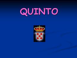 QUINTO - Sites