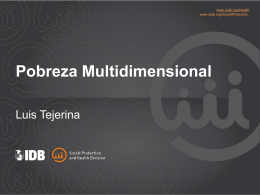 Pobreza Multidimensional - Municipio Aprobado Sello UNICEF
