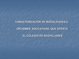 CARACT_MODALIDADES