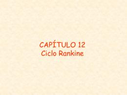 TERMO CAP12 Rankine