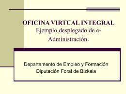 Sistema de Gestión de Servicios Generales