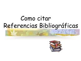 Cita directa - Departamento de Bibliotecas Universidad de Antioquia