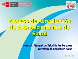Elaboración del Informe Técnico de Evaluación