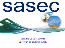 Informe SASEC 2010