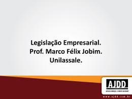 Legislação Empresarial