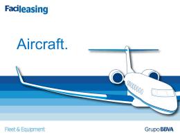 Aircraft - Facileasing