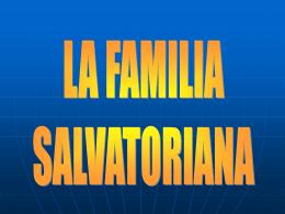 una familia - salvatorianos venezuela