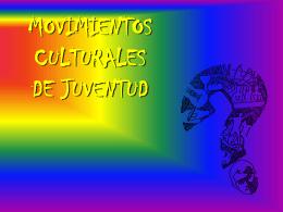 B) Movimientos Culturales de Juventud - itepal-dpj