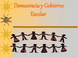File - Gobierno Escolar