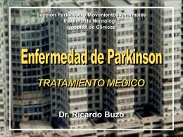 Sindrome de Piernas Inquietas - Sociedad de Neurología del Uruguay