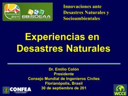 Experiencias Desastres Naturales-EEUU-30sep11