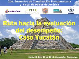 Antonio Paz - Experiencia Yucatán.