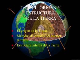 Tema 14-origenyestructuradelatierra-09-10