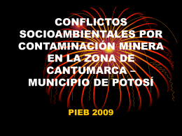 resumen - Proyecto Cantumarca