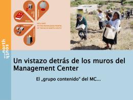 """""""grupo contenido"""" del MC... - NCCR-NS"""