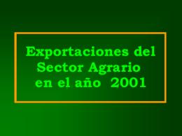 EXPORTACIONES BLOQUES ECONOMICOS