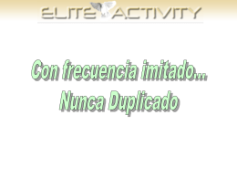 Elite Activity Invitation