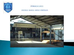 Docentes - Escuela Diego Portales F-404