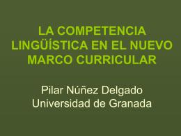 COMPETENCIA COMUNICATIVA - CEP de Osuna