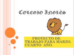 Proyectoevaluacion4toMarzo11