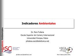 Indicadores ambientales_ISO 14001 y 14031