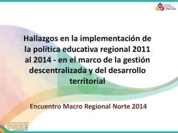 José Luis Vargas - Consejo Nacional de Educación