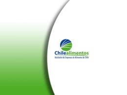 Chile Potencia Alimentaria - Asociación de Empresas de Alimentos