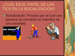 LA EDUCACIÓN Y LAS TICS