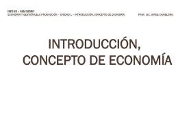 Empresa - Profesor Jorge CAMBLONG