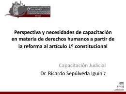 Reforma constitucional en materia de derechos humanos y amparo