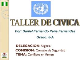 Yemen: violanción de los derechos humanos con